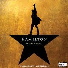 Hamilton Original Broadway Cast Soundtrack