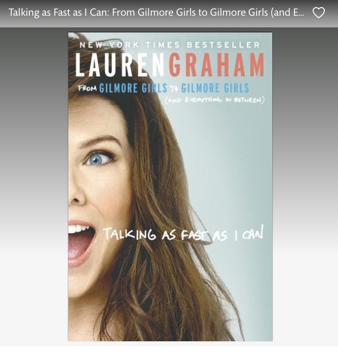 Lauren Graham a... Lauren Graham 2017